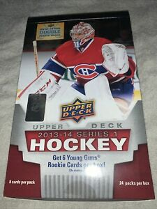 Upper Deck NHL Hockey Series 1 2013-14 Complete Set
