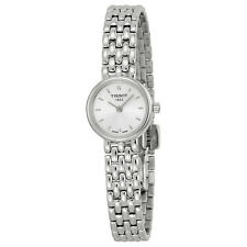 Tissot T-Trend Lovely Mother of Pearl Dial Stainless Steel Ladies Watch
