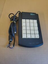 PI ENGINERING Xkeys Programmable Keypad PS2 Keyboard  USED F4