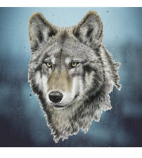 "Wolf Sticker Internal Window 8"" x 5.5"" vw camper vw T5 high quality vector image"