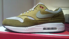 Nike Air Max 1 Premium Retro... Big Bubble... Green Curry Mens Size 11 12 46