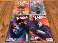 Marvel X-Men Collector's Edition Comic Books - Issue #137 #138 #139 #140