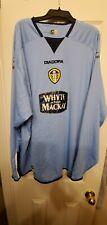 Leeds United Diadora 2Xl Long Sleeve jersey