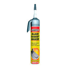 Wynns Black RTV Silicone Gasket Maker Adhesive Sealant Water Oil Resistant
