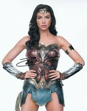 Gal Gadot Signed  8x10 auto photo in Excellent Condition