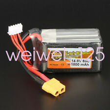 14.8V 1800mAh ZOP Power 65C 4S Lipo Battery XT60 Plug For RC Quadcopter Toys
