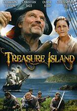 Treasure Island (2011, REGION 1 DVD New)