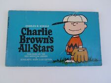 Vintage Scholastic Book Club Edition Charlie Browns All Stars Book Paperback '66