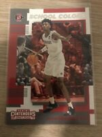 Mint 2019-20 Panini Contenders Draft Picks School Colors #34 Jalen McDaniels