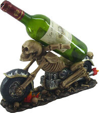 Death Ride Skeleton Bottle Holder