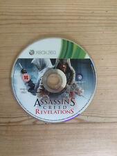 Assassins Creed: Revelations Para Xbox 360 * disco solamente *