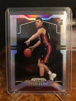 2019-20 Panini Prizm TYLER HERRO #259 Prizm SILVER RC Rookie Card! JUST PULLED!