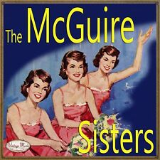 THE McGUIRE SISTERS CD Vintage Vocal Jazz / Shuffle Off To Buffalo , Always ....