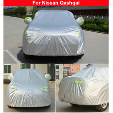 Car Cover Waterproof Sun UV Dust Rain Protection For Nissan Qashqai 2008-2020