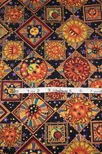 What's Your Sign? Dan Morris Legacy Studio Fabric Astrological By The Yard New
