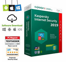 Kaspersky Internet Security 1 Device/1PC
