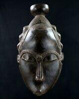 Arte Africano tribal - Baule Mask - Maschera Facal - 32 CMS