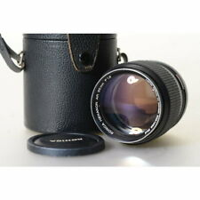 Konica Hexanon AR 85mm F1.8 Tele Objektiv - Hexanon 1,8/85 AR Lens