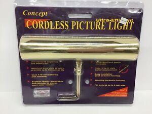 Concept Cordless Picture Light Ultra Efficient Version