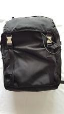 Genuine PRADA BLACK Backpack