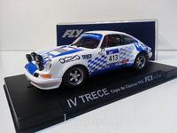 Slot car SCX Scalextric Fly 96080 Porsche 911 S IV Trece Copa de Clásicos E-903