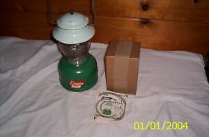Coleman Lantern 5122 Lp 5/1969 With Can