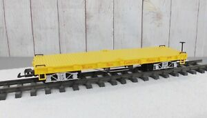 LGB / WILSON BROS. COMBINED CIRCUS SHOWS FLAT CARS