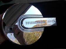 06 07 08 09 10 Hummer H3 OEM chrome alloy wheel center cap