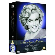 Marilyn Monroe Box Set 1 - NEW DVD