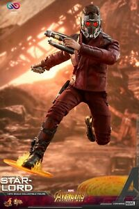 Hot Toys - Star Lord -Avengers: Infinity War - MMS539 - scale Sideshow
