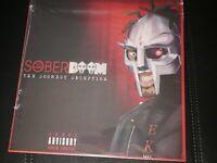 MF Doom - SOBERDOOM Original Vinyl Pressing Mint Condition Sealed