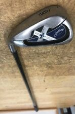 CALLAWAY X-18 GOLF CLUB 6-IRON Left Handed Graphite shaft
