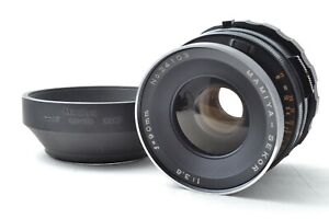 [MINT w/Hood] Mamiya Sekor 90mm f/3.8 Lens for RB67 Pro S SD from Japan #0411