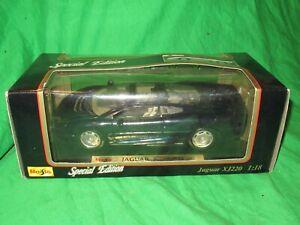 Maisto 1/18th scale Jaguar XJ220 good boxed