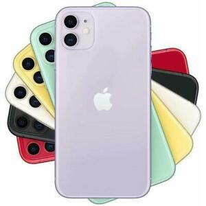 Apple iPhone 11 - UNLOCKED - 64/128/256GB - ALL COLOURS - Good Condition