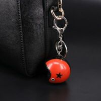 Motorcycle Helmets Bags Key Ring Key Ring Key Chain Star Hat Car Keychain