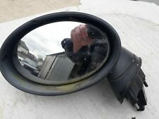 2001 Mini cooper Passenger side wing mirror complete