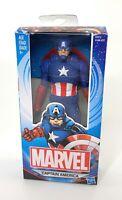 "Marvel Avengers Captain America 6"" Action Figure NIB"