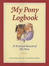 My Pony Logbook (Personal Record of My Pony)-ExLibrary