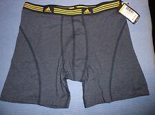 Men's Adidas NO Fly athletic stretch Boxer Brief  sz XL NWT