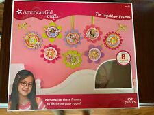 American Girl Crafts Tie Together Frames New