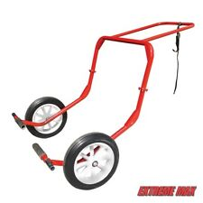 Extreme Max Monster Dolly M2-Red Snowmobile, Lift, Shop Dolly Race 5800.1049
