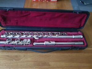 Yamaha 281SII Flute --Japan Open Hole(425)