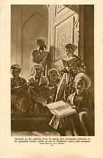 1920 Bhutan Papier-mâché Masks Bokhara Mosque Mullahs
