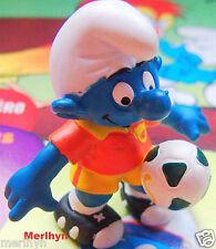 Schtroumpf football Smurf pitufo puffo faiseur de jeu schtroumpfette puffi neuf