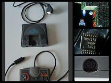 PC ENGINE COREGRAFX RGB (THS7374) + SCART CABLE + CONTROLLER - JAILBARS FIX
