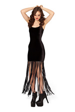 Black Milk Clothing Evil Hippie Dress XS Museum