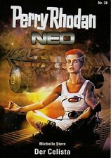 Perry Rhodan NEO-Bd.38: Der Celista-Michelle Stern-Science Fiction Roman-neu