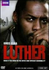 Luther (DVD, 2010, 2-Disc Set) DISC'S ONLY