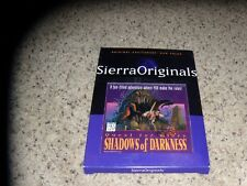 Quest for Glory Shadows of Darkness (PC, 1996) New and Sealed in jewel case